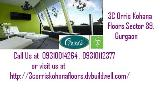 Orris 3C Kohana Living Gurgaon, 09310014264, 3C Kohana Floors Gurgaon