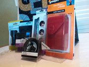 Electronic Accessories. New in Boxes. Don't Need.