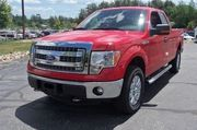 2014 Ford F-150 XLTXLT Extended Cab Pickup 4-Door