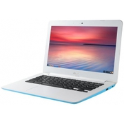 ASUS C300M Chromebook Laptop Blue - Intel