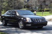 2007 Cadillac DTS Bulletproof