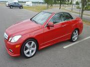 2011 MERCEDES-BENZ Mercedes-Benz: E-Class Base Convertible 2-Door