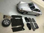 1971 Porsche 911 TT 112342 miles