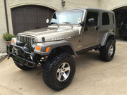 2005 Jeep Wrangler Rubicon Limited Sahara Edition #942 of 1000