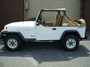 1988 Jeep WranglerWrangler