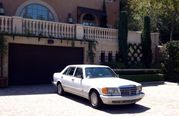 1991 Mercedes-Benz 400-Series