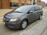 2015 Honda Odyssey 15400 miles