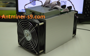 ASIC Antminer S9 For Sale Bitcoin Mining Machine