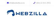 Contact us for SEO and Website design New Zealand - Webzilla