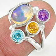 Buy Ethiopian Opal Jewelry Collection At Wholesale Price